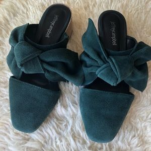 Jeffrey Cambell slip on shoes